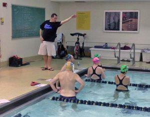 Excel Aquatics can train triathletes for the next big race.