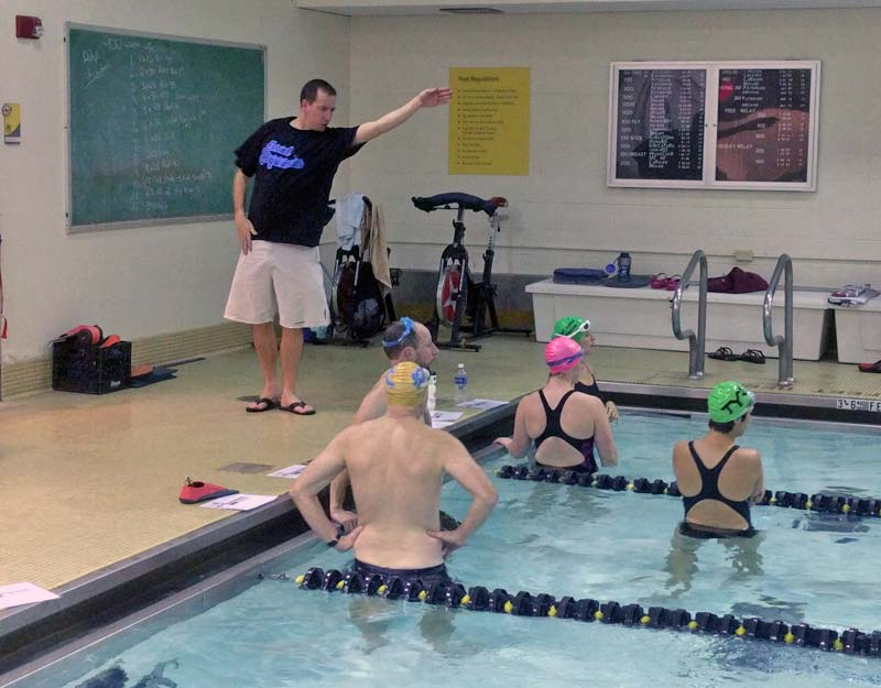 Excel Aquatics can train triathletes for the next big race.