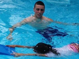Group and private swim lessons