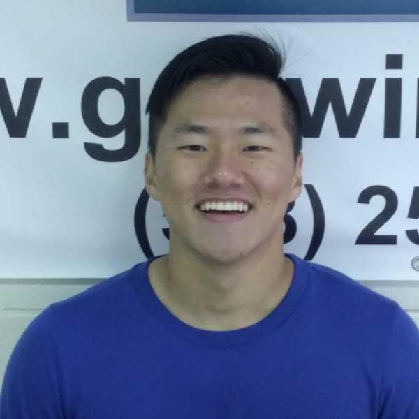 Swim Coach Jiho