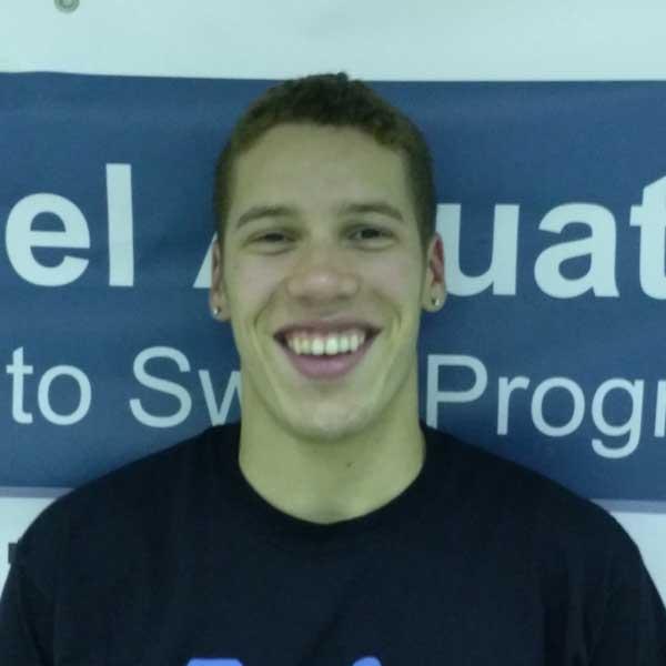 Swim Coach Liam