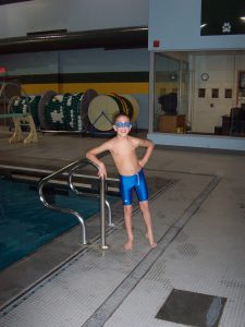 developmental swimmer